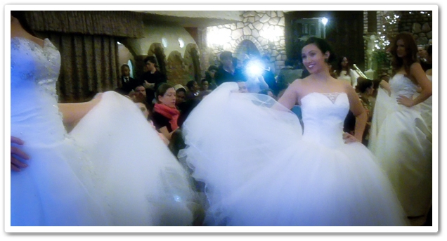 Bridal expo in NYC
