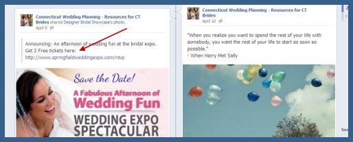 Wedding  Professionals Facebook