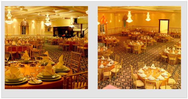 Ballroom at Palacio
